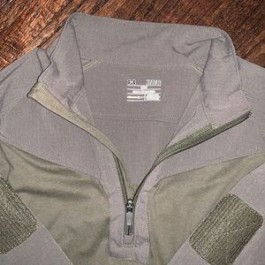 UNDER ARMOUR Tactical storm pullover 1/4 zip